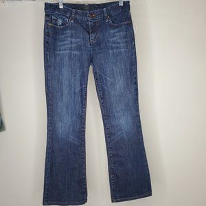 Joe's Jeans Provocateur Fit Bootcut Blanche